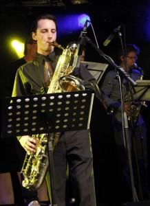 Big Band Wörgl Revival - Heini Lentsch als Solist.