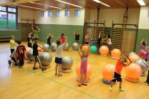 Academic Beats Volksschule 1 in Wörgl.
