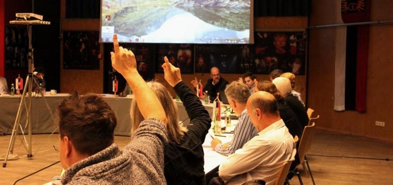 Wörgler Gemeinderat 5. November 2015