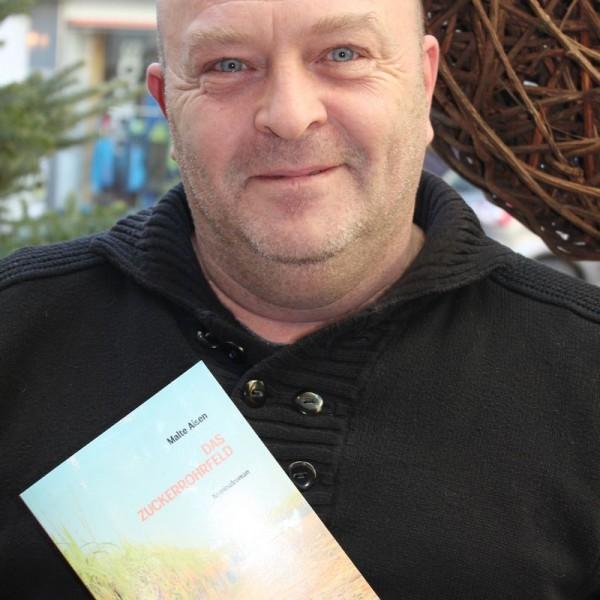 Andreas Madersbacher alias Malte Alsen