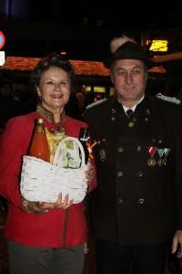 Gratulation der Schützengilde Wörgl.