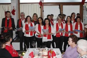Seniorenheim Weihnachtsfeier Wörgl 2015
