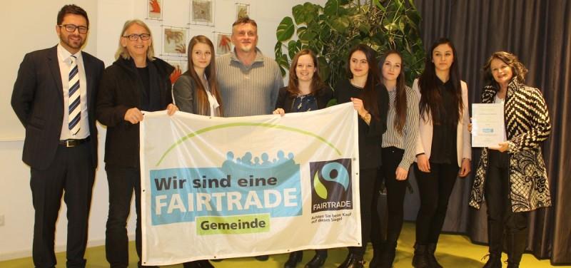 Wörgl ist Tirols 1. Fairtrade-Stadt.
