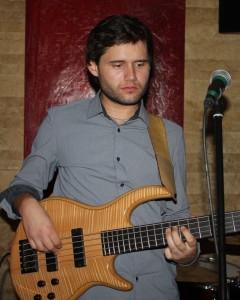 Boomerang-Bassist Peter Pitterl