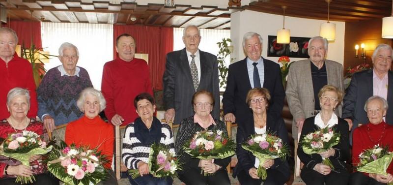 Jubelhochzeitsfeier Wörgl 1.2.2016
