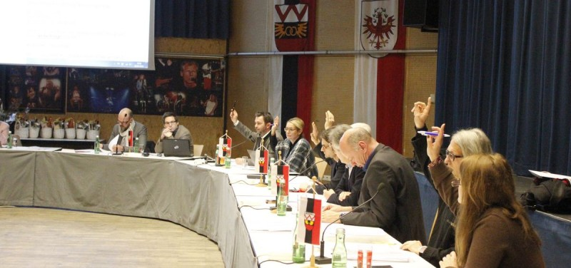 Wörgler Gemeinderat 18.2.2016
