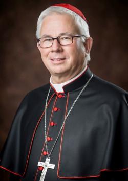 Erzbischof Franz Lackner. Foto: Sulzer