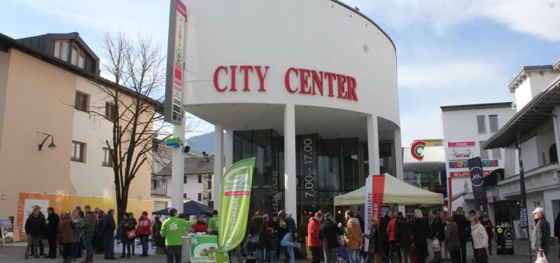 Wahlkampf 2016 in Wörgl