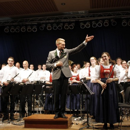 Frühjahrskonzert BMK Bruckhäusl am 12. März 2016