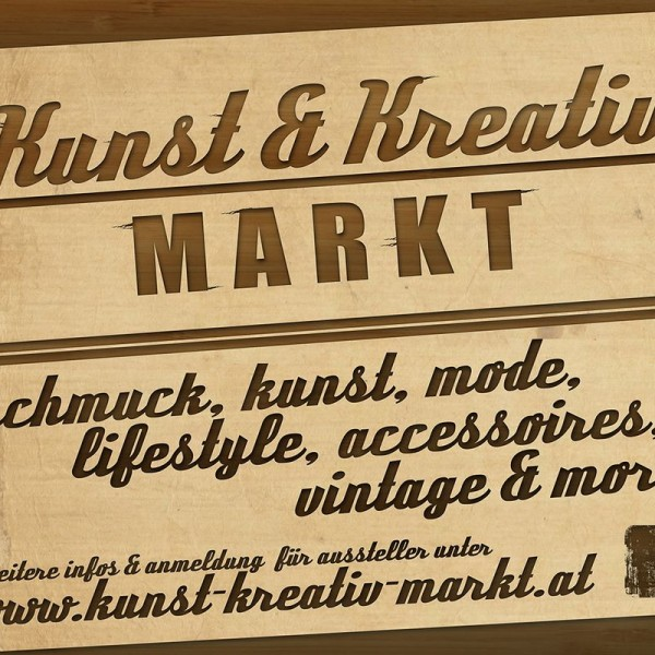 Kunst und Kreativ Markt im Komma Wörgl. Abbildung: Janus