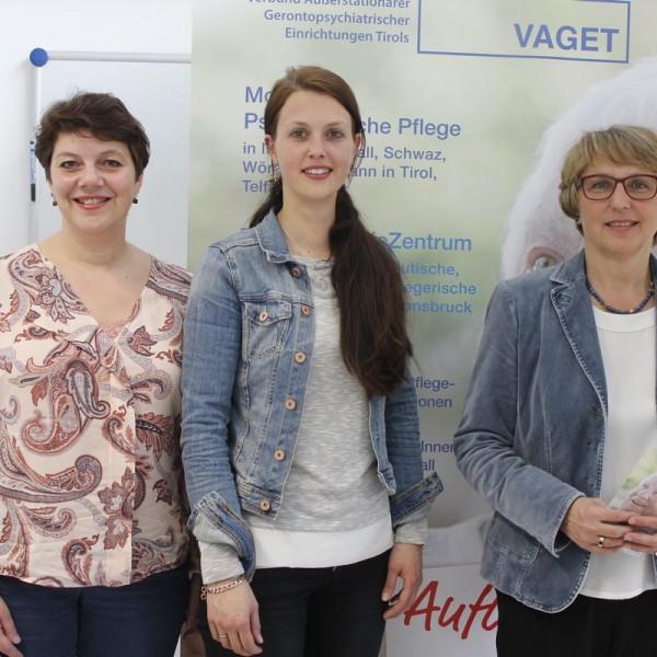 VAGET - psychiatrische Pflege im Alter im PSP Wörgl.
