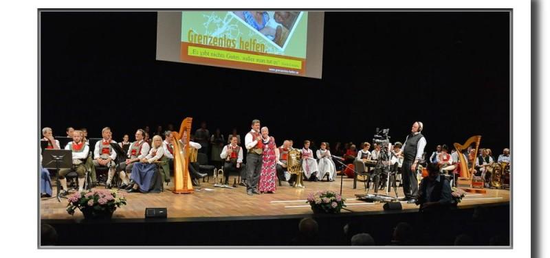 Ein Blick auf die Bühne im Erler Festspielhaus. Foto: Peter Kitzbichler