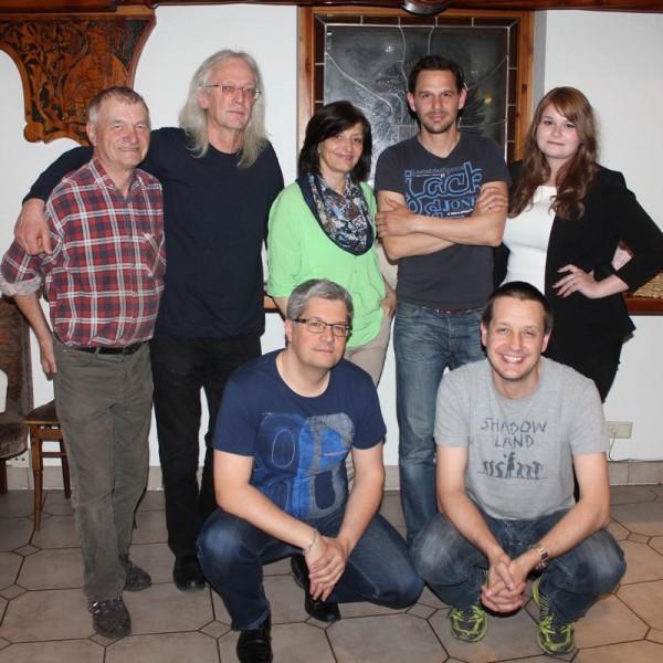 Vorstand der Gaststubenbühne Wörgl 2016