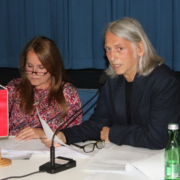 Wörgler Gemeinderatsitzung am 10. Mai 2016. Foto: Veronika Spielbichler