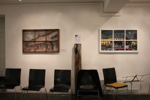 """ARTirol Kunstprojekt """"Urbane Vergänglichkeit"""". Foto: Veronika Spielbichler"""