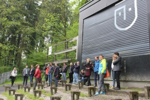Schlossbergspiele Rattenberg 2016: p.pan und die verlorene Zeit. Foto: Veronika Spielbichler