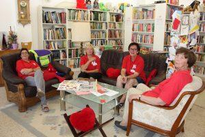 Eröffnungsfeier Rot-Kreuz Sozialzentrum 25. Juni 2016. Foto: Veronika Spielbichler