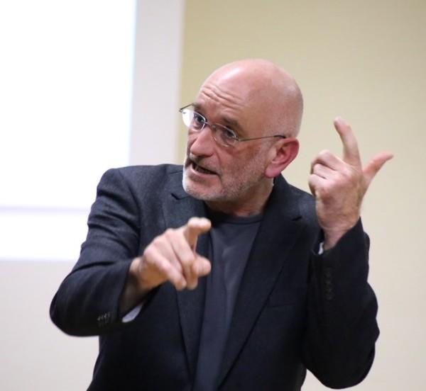 Der Referent Horst Lehner. Foto: Elternverein BFW+AL