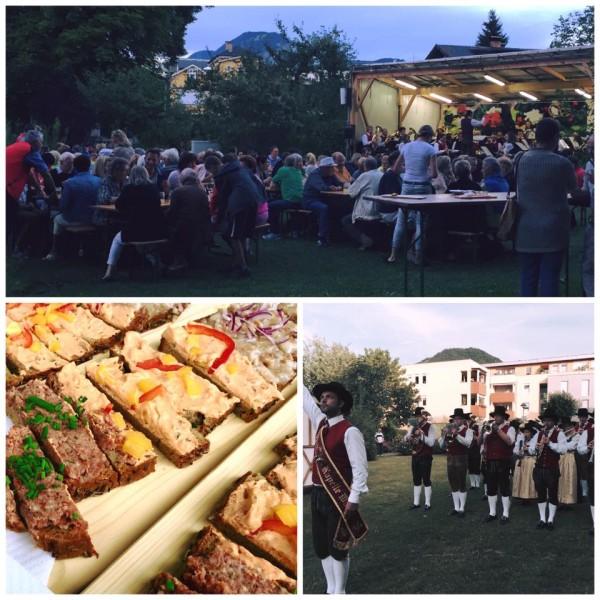 Ab 24. Juni 2016 lädt die Stadtmusikkapelle wieder zu Platzkonzerten im Seniorenheim-Stadtpark. Foto: Stadtmusik Wörgl