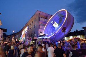 Jahrmarkt-Attraktionen gehören auch 2016 wieder zum Wörgler Stadtfest. Foto: Dabernig