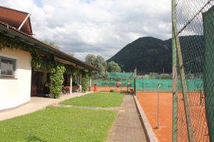 ESV-Tennisanlage Wörgl. Foto: Veronika Spielbichler