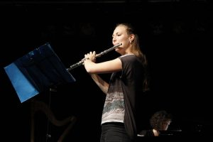 Solisten-Schlusskonzert LMS Wörgl 2016. Foto: Veronika Spielbichler