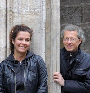 Angelika Kirchschlager / Robert Lehrbaumer (Foto: Kovacs)