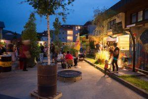 Chill & Grill in der KULTURzone Wörgl. Foto: Kulturzone Wörgl