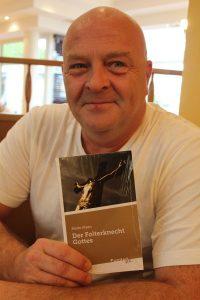 Buchautor Mag. Andreas Madersbacher alias Malte Alsen. Foto: Veronika Spielbichler