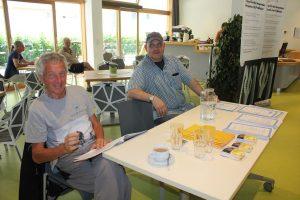 Repair Café im Wörgler Tagungshaus am 25. Juni 2016. Foto: Veronika Spielbichler