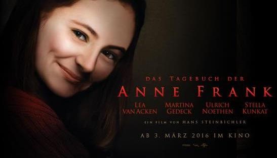 Das Tagebuch der Anne Frank. Foto: https://www.universalpictures.at/tagebuchannefrank