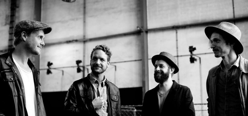 """Die Salzburger Indie-Rock-Band ist Headliner beim """"Am Werk""""-Festival in Langkampfen. Foto: Christian Maislinger"""