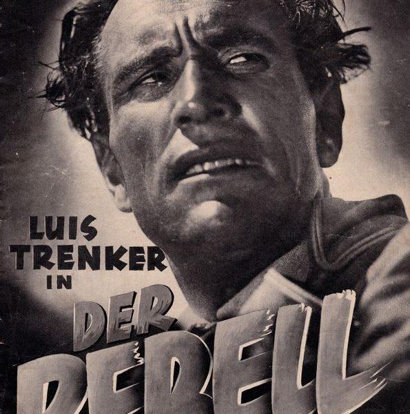 """Filmplakat """"Der Rebell"""". Foto: Film und Videoclub Kufstein"""