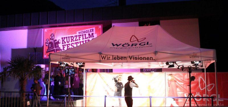 Das 4. Wörgler Kurzfilmfestival rollt am 16. September 2016 wieder den roten Teppich für die Besucher des Independent-Filmfestes aus.