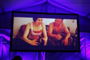 4. Wörgler Kurzfilmfestival 16.9.2016. Foto: Veronika Spielbichler