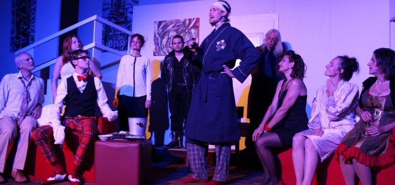 Premiere Gerüchte Gerüchte der Gaststubenbühne Wörgl am 8.10.2016. Foto: Veronika Spielbichler