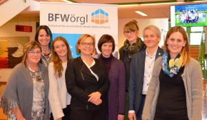 Joghurtprojekt Milchhof Sterzing und BFW+AL Wörgl. Foto: BFW Wörgl