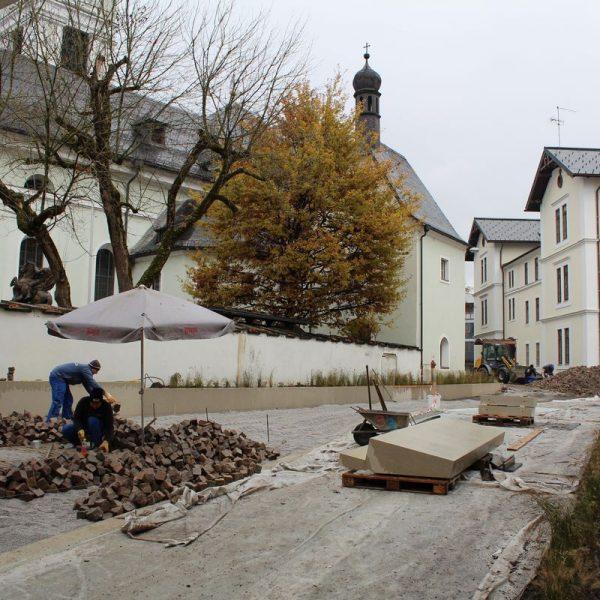 Lokalaugenschein Gradl-Stadtplatz 16.11.2016. Foto: Veronika Spielbichler