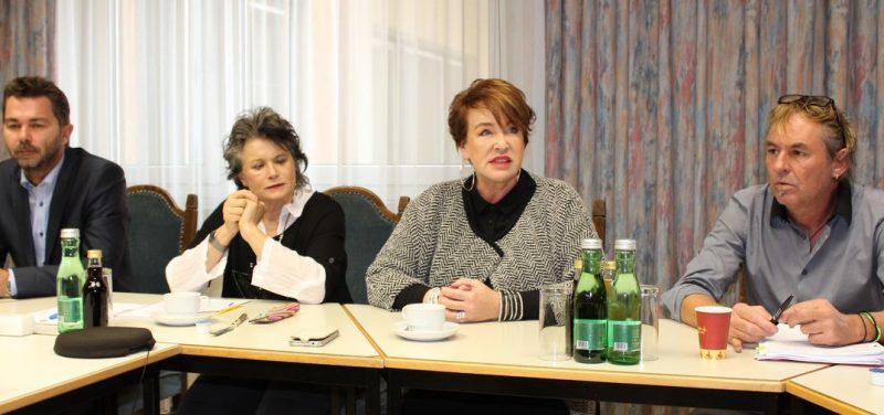 Pressekonferenz Wörgler Stadtfest 2.11.2016. Foto: Veronika Spielbichler