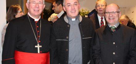 Diakonweihe Christian Hauser am 8.12.2016 in Wörgl. Foto: Veronika Spielbichler