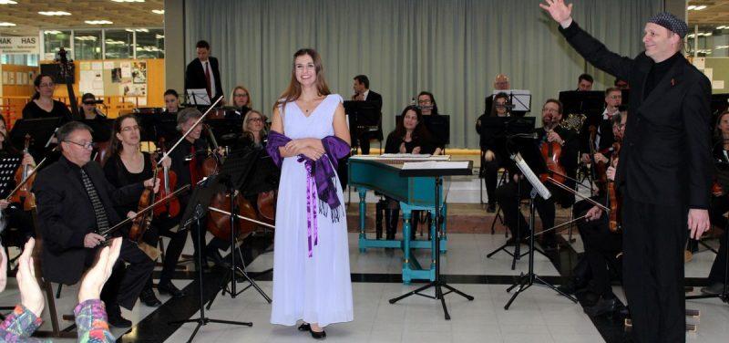 Neujahrskonzert des Wörgler Streicher- und Bläserensembles 2017. Foto: Veronika Spielbichler