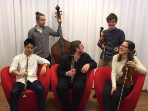 "Das Ensemble ""ProKontra"". Foto: ProKontra Christian Spitzenstaetter"