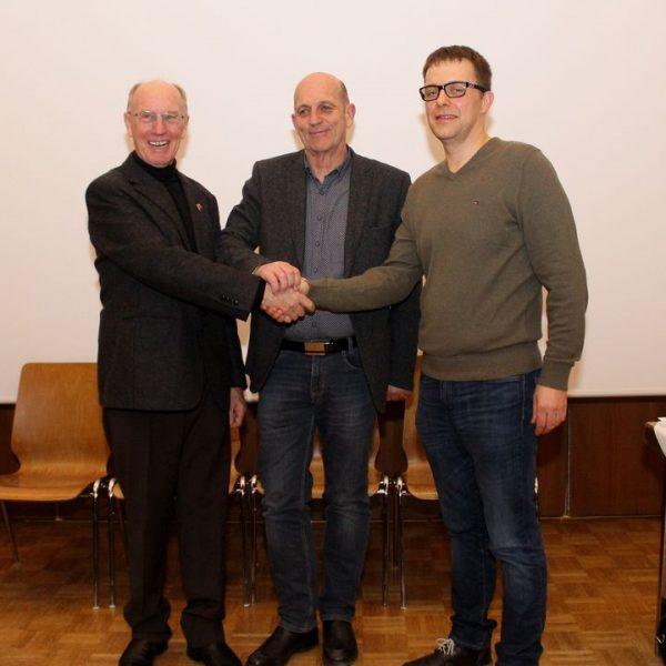 Jahreshauptversammlung Schützen Viertel Unterland 16.2.2017. Foto: Wilhelm Maier