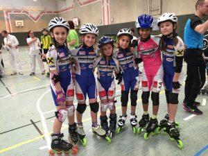 Annely, Sofia, Anna, Sarah, Sharon und Ivona – SCLW Foto