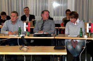 Wörgler Gemeinderat 15. Februar 2017. Foto: Veronika Spielbichler