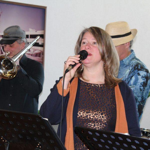 Jazz-Brunch an der BFW + AL Wörgl 4.2.2017. Foto: Veronika Spielbichler