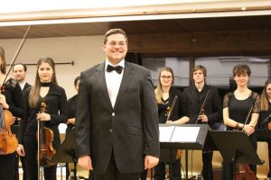 Komp.Art Orchester - Konzert 10.2.2017 in Kirchbichl. Foto: Veronika Spielbichler
