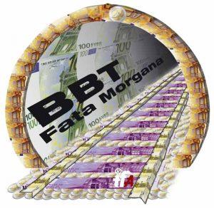 Grafik des Transitforum Tirol Austria - der Brennerbasistunnel BBT als Milliarden-gepflasterte Fata Morgana... Grafik: http://www.transitforum.at/