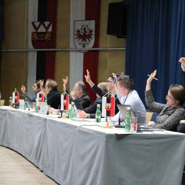 Wörgler Gemeinderat 30.3.2017. Foto: Veronika Spielbichler