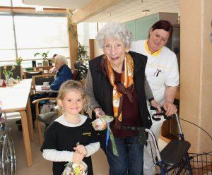 Freiwilligentag Seniorenheim Wörgl 2017. Foto: Wilhelm Maier